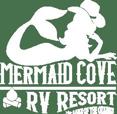 Logo for Mermaid Cove RV Resort and Marina In Lake of the Ozarks
