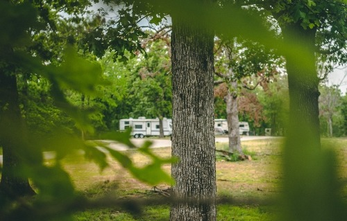 RV Resort, RV site with Camping Sites at Lake of the Ozarks